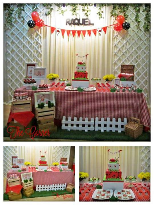 Dekorasi thecornersweet raquel 1st birthday celebration junglespirit Image collections